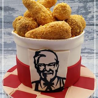 KFC box