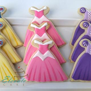 Disney Princesses Cookie Set