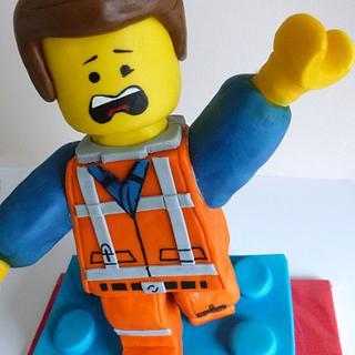 EMMET.... a lego hero so yummy !