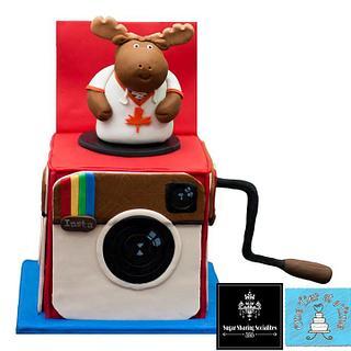 Mr. Instagram Moose Jack in the Box SSS Collaboration