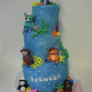 Octonauts Cake - Cake by Heather