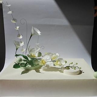 IKEBANA WEDDING DECORATION