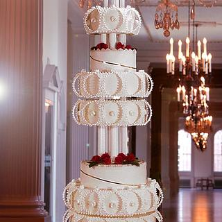 Victorian Jewel - Cake by The Beverley Way Collection, Beverley Way Designs USA