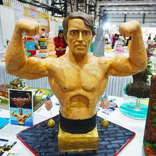 Legend of Bodybuilding Arnold Schwarzenegger