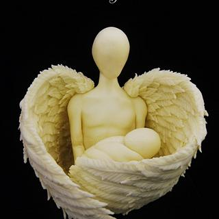 IN THE ARMS OF THE ANGEL... TOO BEAUTIFUL FOR EARTH