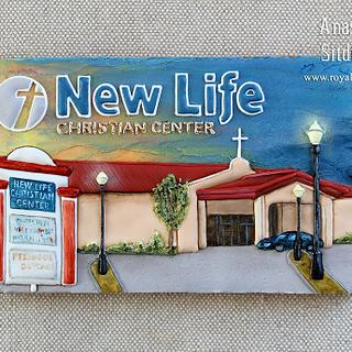 """Cookies for friends from the church """"New Life"""""""