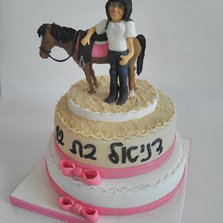 horse teen rider