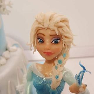 Princes Elsa.