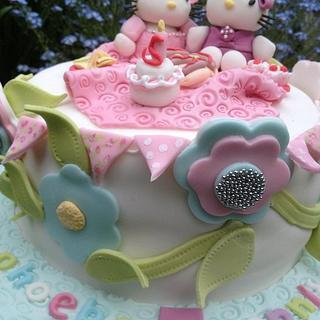 Kitty Cake MkI