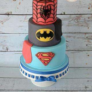 Super super superhero