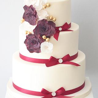 Mulberry love  - Cake by Kayleigh's cake boutique