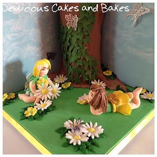 Sweet Summer Collaboration - Buttercups and Daisies