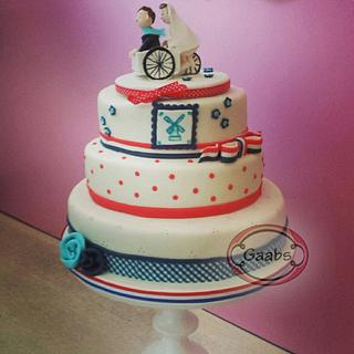 Holland cake