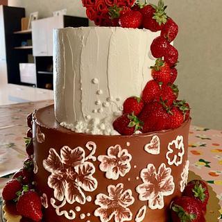Oreo and chocolate cake - Cake by Loreta