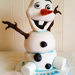 Olaf for Lilian