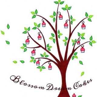 Blossom Dream Cakes - Angela Morris
