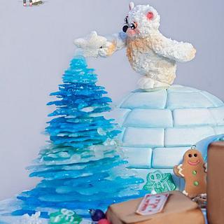 Icy Christmas