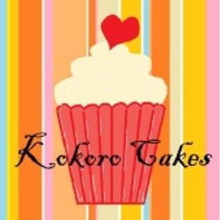 Kokoro Cakes by Kyoko Grussu