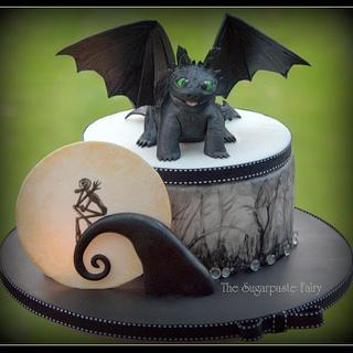 Manal's cake