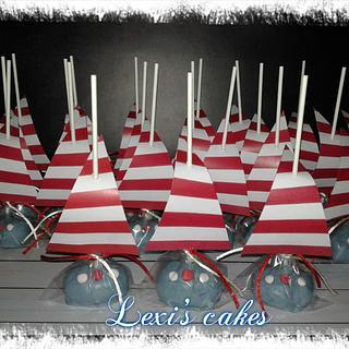 cakepops - Cake by alexialakki