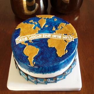 TCHIBO cake - Cake by Olivia's Bakery