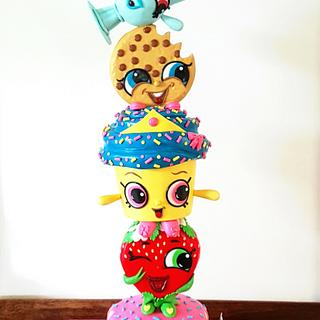 Shopkins Sweet Stack