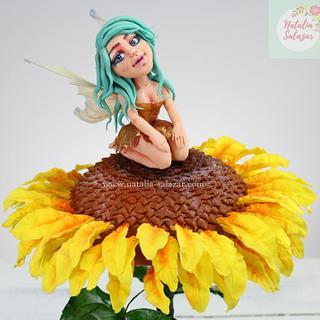 Spring fairy|Natalia Salazar