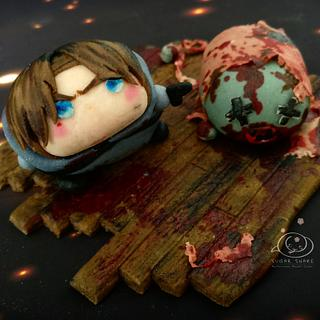 Resident Evil Tsum Tsum Style Topper