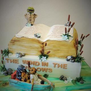 The Wind in the Willows - Cake by Shereen
