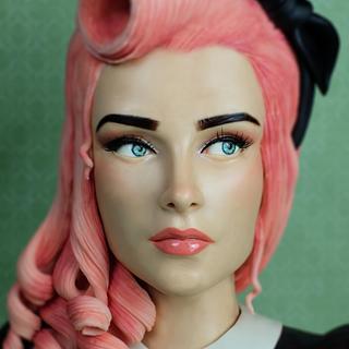 Rockabily girl