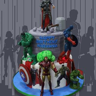 Avengers Assesmble