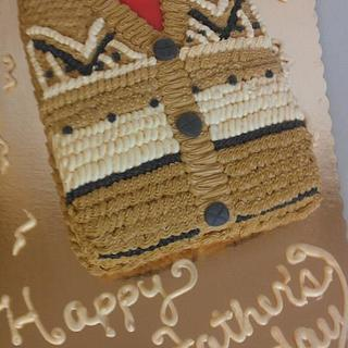 Sweater cake - Cake by Your Dreaming Cake