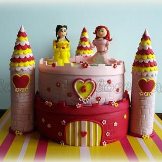 Princesses, Ariel & Bella
