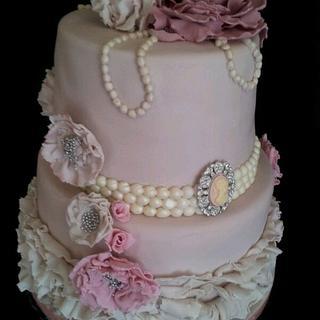 Cameo Cake
