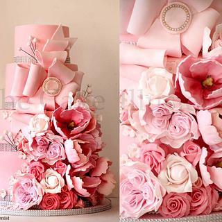 Cascades of Pink