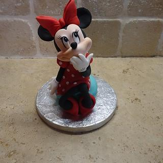 Just Minnie! - Cake by Diletta Contaldo