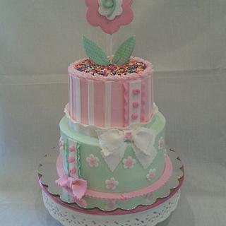 Abby's Birthday cake