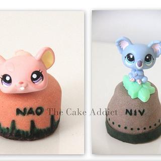 Fun cupcake for kids