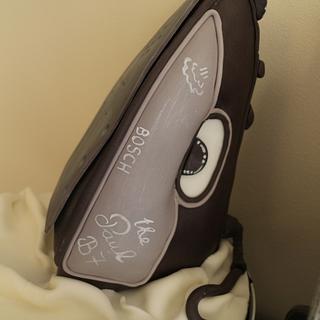 Bosch iron cake