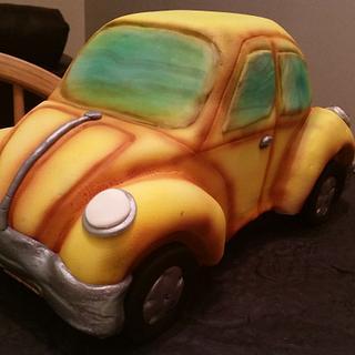 WV beetle car