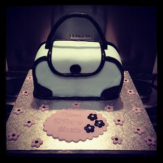 Bag Cake - Cake by Big Cake Adventure