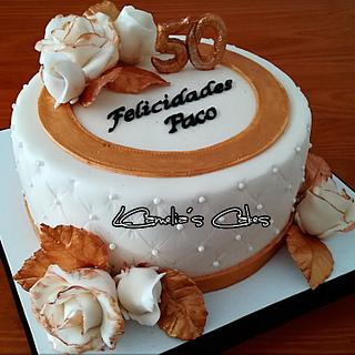 BIRTHDAY CAKE for PACO