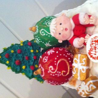Baby Santa's First Christmas