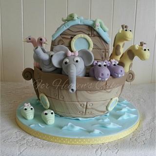 Noahs Ark for Freddie