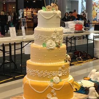 Mall of America Contest Cake