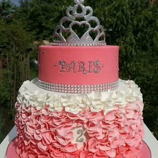 Princess Paris - Cake by KamiSpasova