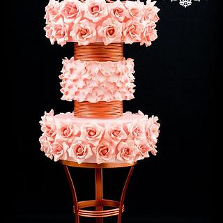 Fashion Inspired Cake