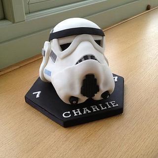 Storm Trooper RKT Topper
