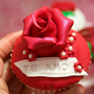 Valentine´s Cupcakes