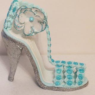 My New Blue Shoe